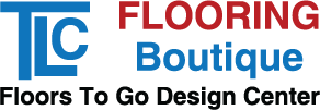 TLC The Flooring Boutique Logo